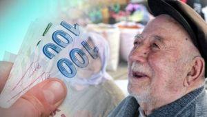 Emeklilere 'maaş' müjdesi