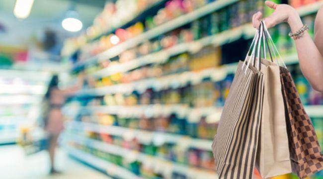 Perakende satış hacmi bir önceki yılın aynı ayına göre %4,3 arttı