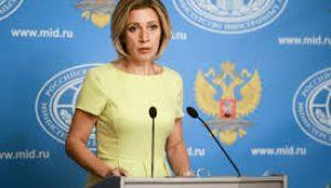 Zaharova: Rusya ve Türkiye'nin vize konusundaki görüşmeleri sonbaharda planlanıyor