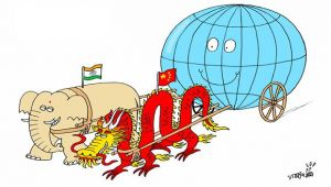 Gelişen ülke piyasaları için anahtar: Çin ve Hindistan