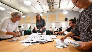 İsveç'teki seçimlerde aşırı sağ güç kazandı