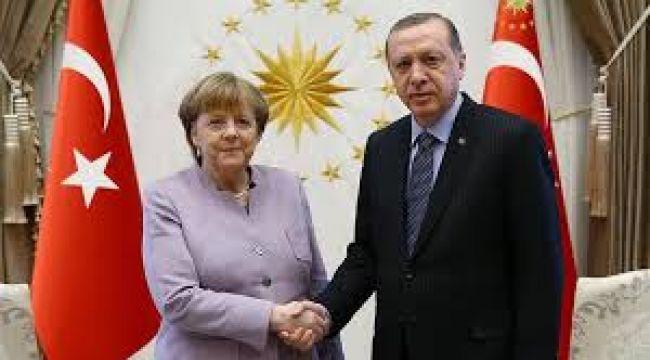 Merkel ve Erdoğan'ın ekonomi kurmayları Berlin'de buluşuyor!