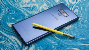 Samsung Galaxy Note 9, Galaxy S9+'ı geride bıraktı