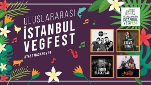 Uluslararası İstanbul Vegan Festivali başlıyor