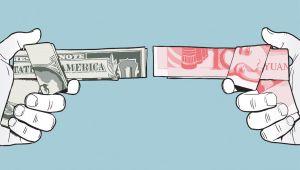 WSJ: Çin ABD ile ticaret görüşmelerinden vazgeçti