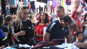 Yunan turistler tekrar Edirne'ye döndü