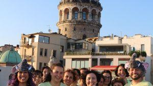 DÜNYA DEĞİŞİM AKADEMİSİ 116. MERKEZİNİ İSTANBUL, GALATA'DA AÇTI!