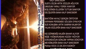 ''GÖLGESİYLE ÖPEN GÜNEŞİ İÇME SANATI''