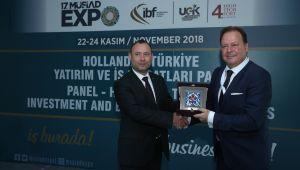 17. MÜSİAD EXPO'da Hollanda-Türkiye Yatırım ve İş Fırsatları konuşuldu…