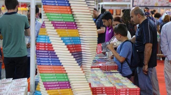 37. Uluslararası İstanbul Kitap Fuarı 10 Kasım'da açılacak