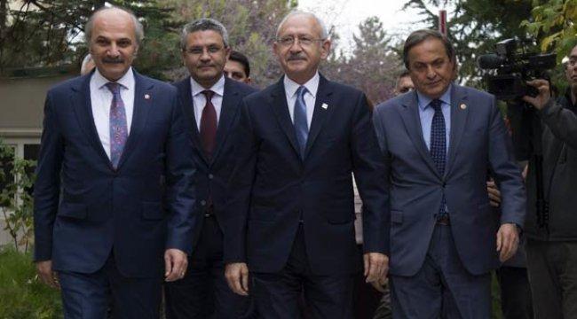 Ankara'da sıcak dakikalar! Kritik görüşme başladı