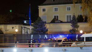 Avusturya Büyükelçiliği önünde havaya ateş açılmasıyla ilgili yeni gelişme