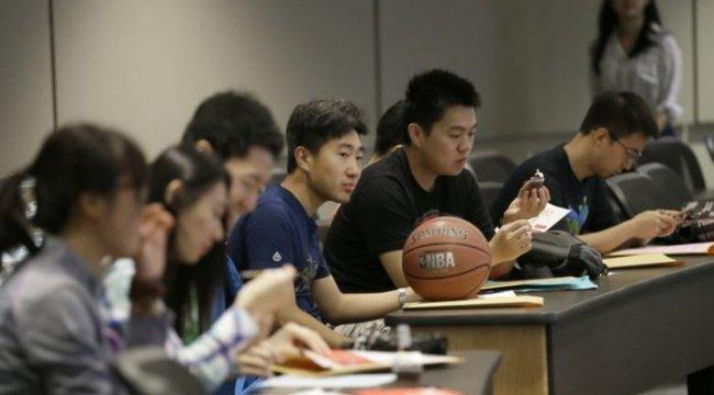 Çinliler ABD'de Eğitime Yatırım Gözüyle Bakıyor