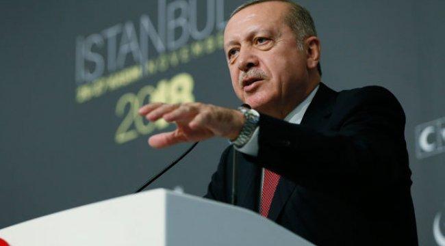 Cumhurbaşkanı Erdoğan: Biz buna müsaade etmeyiz