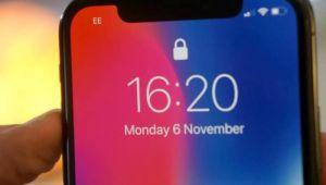iPhone X ekran değişim programı başladı!