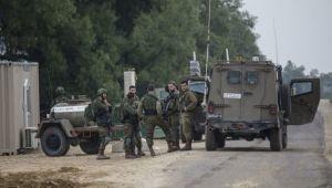 İsrail'in Gazze Operasyonunda 8 Ölü