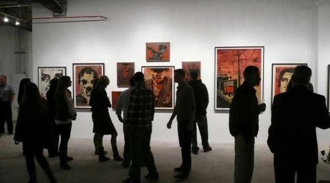 İstanbul Art Show Başlıyor