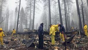 'Kamp Ateşi' Tamamen Kontrol Altında