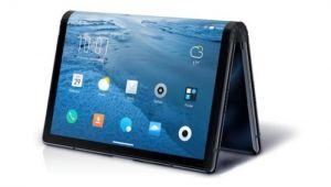 LG'nin katlanabilir ekranlı akıllı telefonu göründü