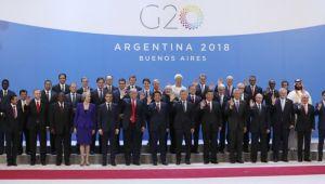 Muhammed bin Salman G20 Aile Fotoğrafında Dışlandı
