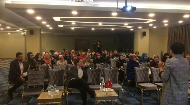 """Tohum Otizm Vakfı, """"Eğitime Uzanan Yol"""" Projesi Kapsamında Kırıkkale'de Eğitim Atölyeleri Düzenledi."""