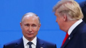 'Trump-Putin Görüşmesinin İptal Nedeni Rusya Soruşturması Değil Ukrayna Krizi'