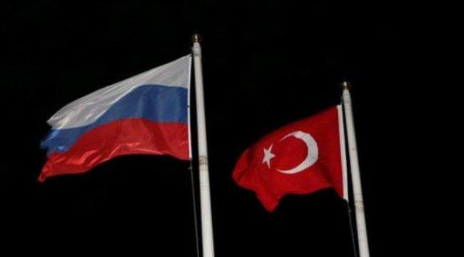 Türkiye ile Rusya'dan