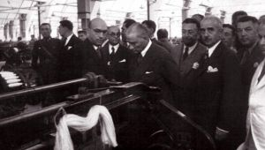 Üretim ekonomisinin başarısı: 13 çift haneli büyümenin yedisi Atatürk döneminde