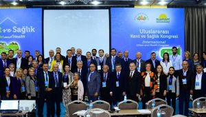 1.Uluslararası Kent ve Sağlık Kongresi Bursa'da Gerçekleşti
