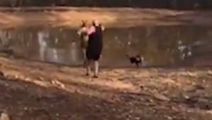 Dünya kanguru saldırısına uğrayan adamı konuşuyor