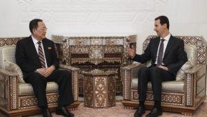Kuzey Kore ve Suriye Dışişleri Bakanları Şam'da Buluştu