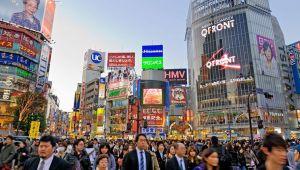 Üçüncü çeyrekte Japonya daraldı
