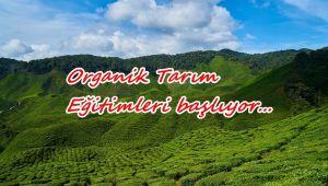 Uludağ Üniversitesi Ziraat Fakültesin de Organik Tarım Eğitimleri Başlıyor…