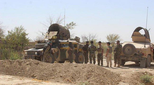 Afganistan'da Taliban operasyonu: 29 örgüt üyesi öldürüldü