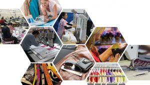 Hazır giyim endüstrisi 2018'i net ihracatta 15,8 milyar dolarla açık ara lider kapattı