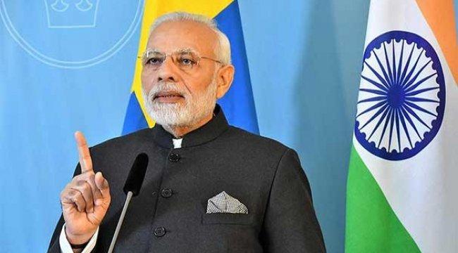 Hindistan Başbakanı Modi'den Babri Camisi açıklaması