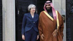 İngiltere'nin Suudi Arabistan'ı kınadığı gün silah pazarlığı!