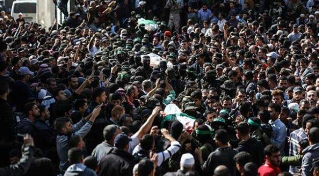 İsrail güçleri 2018'de 312 Filistinliyi öldürdü