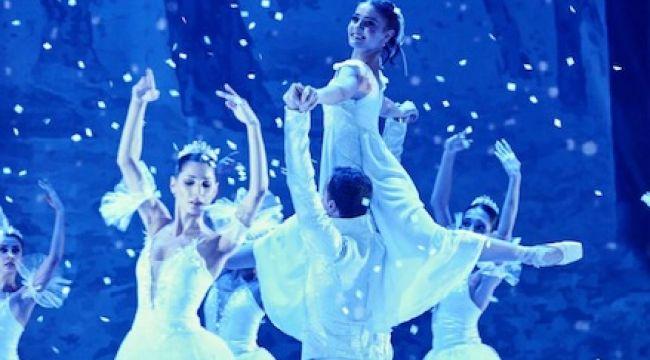 İzmir Devlet Opera ve Balesi'nden baleseverlere yeni yıl armağanı; FINDIKKIRAN...