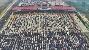 Çin tatile girdi, dünya ticareti yavaşladı