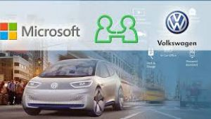 Volkswagen ve Microsoft'tan 'bulut' ortaklığı