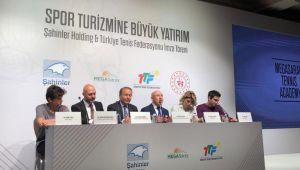 Şahinler Holding'den Türk sporu için dev yatırım
