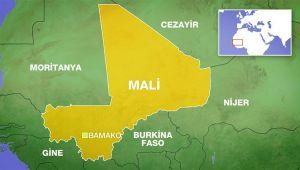 Son dakika... Mali'de askeri üsse baskın!