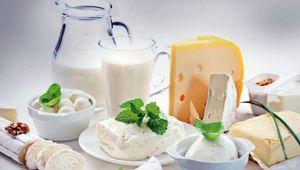 Süt ve Süt Ürünleri Üretimi, Ocak 2019