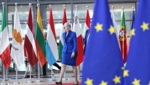 AB Zirvesi Brexit gündemiyle başladı