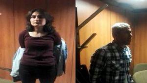 2 DHKP-C'li terörist TBMM'ye girmeye çalışırken düzenekle yakalandı