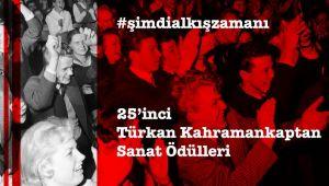 25'nci Türkan Kahramankaptan Sanat Ödülleri açıklandı