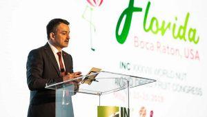 Bakan Pakdemirli: Orta vadede hedefimiz 1 milyon ton fındık üretimi