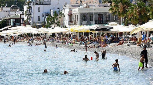 'Bodrum'da yabancı ziyaretçi sayısında artış bekliyoruz'