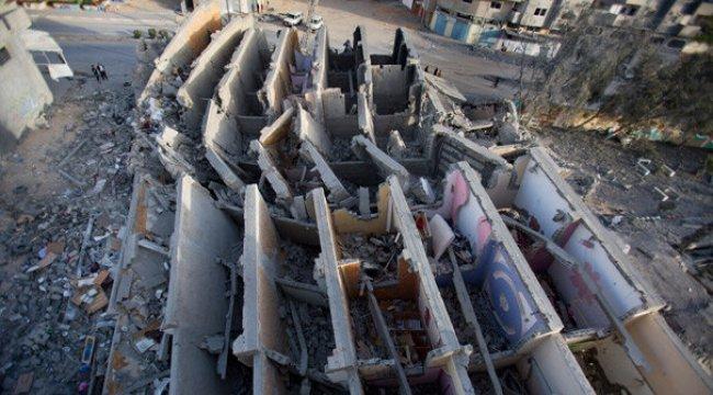 Bombardımanın Gazze'ye bilançosu 9,5 milyon dolar